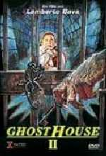 Jaquette GHOSTHOUSE 2 EPUISE/OUT OF PRINT