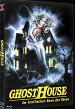 Jaquette Ghosthouse (Mediabook DVD + Bluray Cover A)