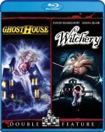 Jaquette Ghosthouse / Witchery