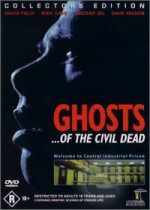 Jaquette Ghosts of the Civil Dead