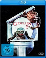Jaquette Ghoulies 2