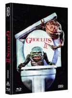 Jaquette Ghoulies 2 (Blu-Ray+DVD) - Cover A EPUISE/OUT OF PRINT