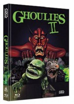 Jaquette Ghoulies 2 (Blu-Ray+DVD) - Cover B