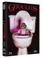 Jaquette Ghoulies (Blu-Ray+DVD) - Cover A
