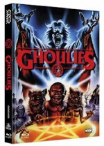 Jaquette Ghoulies (Blu-Ray+DVD) - Cover B