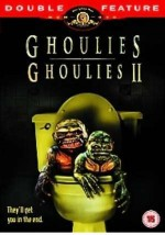 Jaquette GHOULIES/GHOULIES 2