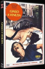 Jaquette Giallo a Venezia EPUISE/OUT OF PRINT