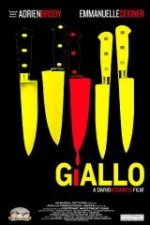 Jaquette Giallo ANNULE/CANCELED