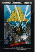 Jaquette GIANT SPIDER INVASION EPUISE/OUT OF PRINT