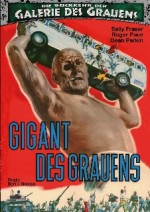 Jaquette Gigant des Grauens