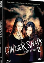 Jaquette Ginger Snaps 2 : Entfesselt (blu-ray + Dvds) - Cover A