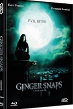 Jaquette Ginger Snaps 2 : Entfesselt (blu-ray + Dvds) - Cover B