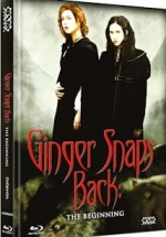 Jaquette Ginger Snaps 3 : Der Anfang (blu-ray + Dvds) - Cover A