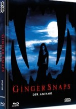 Jaquette Ginger Snaps 3 : Der Anfang (blu-ray + Dvds) - Cover B