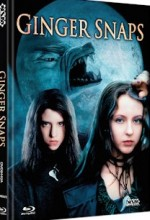 Jaquette Ginger Snaps - Das Biest in Dir  (Blu-ray + DVDs) - Cover A