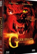Jaquette Ginger Snaps - Das Biest in Dir  (Blu-ray + DVDs) - Cover B