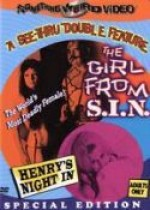 Jaquette Girl From S.I.N. / Henry's Night In