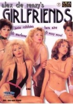 Jaquette Girlfriends EPUISE/OUT OF PRINT