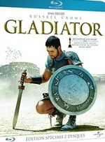 Jaquette Gladiator (�dition Sp�ciale)