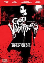 Jaquette God of Vampires