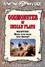 Jaquette GODMONSTER OF INDIAN FLATS (SPECIAL EDITION)