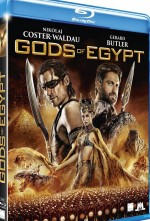 Jaquette Gods Of Egypt