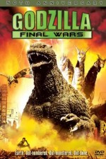 Jaquette Godzilla : Final Wars