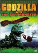 Jaquette GODZILLA VS THE SEA MONSTER EPUISE/OUT OF PRINT