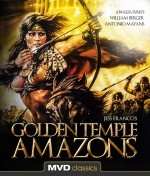 Jaquette Golden Temple Amazons