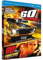 Jaquette Gone in 60 Seconds