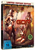 Jaquette Gor 1&2 (Blu-Ray+DVD)