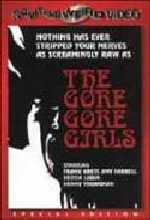 Jaquette GORE GORE GIRLS (SPECIAL EDITION)