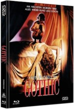 Jaquette Gothic (DVD + BLURAY) - Cover A