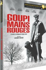 Jaquette Goupi Mains-Rouges (Combo Collector Blu-ray + DVD)