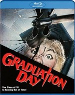 Jaquette Graduation Day (Blu-ray + DVD Combo)