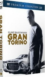 Jaquette Gran Torino - Collection Premium - Combo Blu-ray + DVD + livret