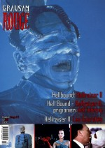 Jaquette Grausam Rouge 02 : Hellraiser II, Les �corch�s