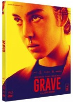 Jaquette Grave  (Combo Blu-ray + DVD)
