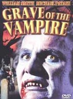 Jaquette GRAVE OF THE VAMPIRE