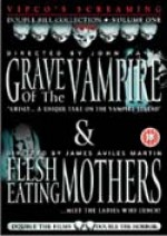 Jaquette Grave Of The Vampire / Flesh-Eating Mothers