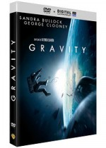 Jaquette Gravity (DVD + Copie digitale)