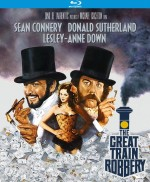 Jaquette Great Train Robbery