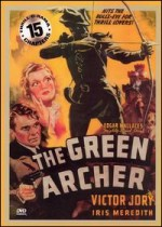 Jaquette Green Archer