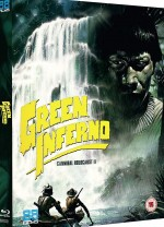 Jaquette Green Inferno