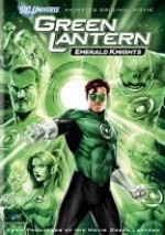 Jaquette Green Lantern: Emerald Knights