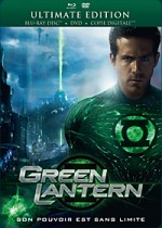 Jaquette Green Lantern (Ultimate édition - Blu-ray + DVD + Copie digitale)