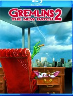 Jaquette Gremlins 2