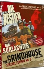 Jaquette Grindhouse Collection 2: Die Bestien, Der Schlächter EPUISE/OUT OF PRINT