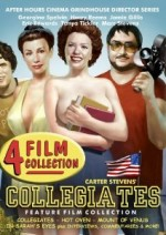 Jaquette Grindhouse Director Series: Collegiates Collection