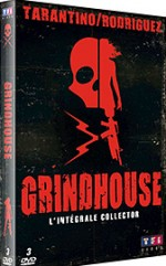 Jaquette Grindhouse - L'int�grale (�dition Collector)